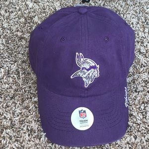 NFL Vickings women's hat